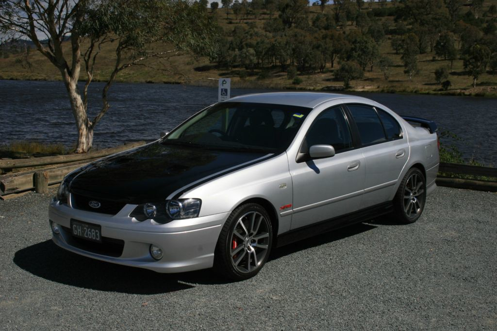 Greg - BA XR6T | Mal Wood Automotive
