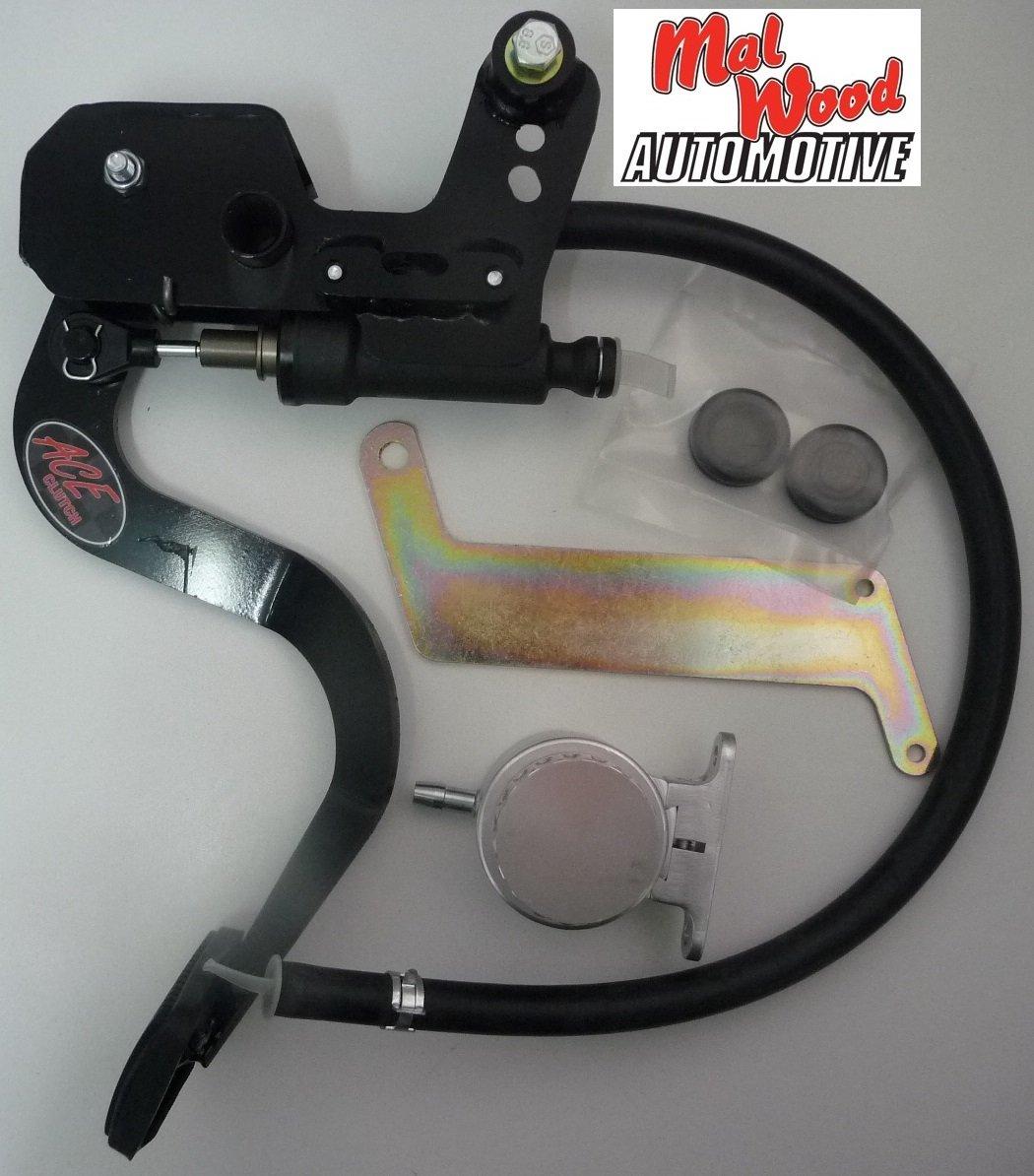 Ford Falcon EA-EL Under-dash Hydraulic Clutch Pedal Assembly
