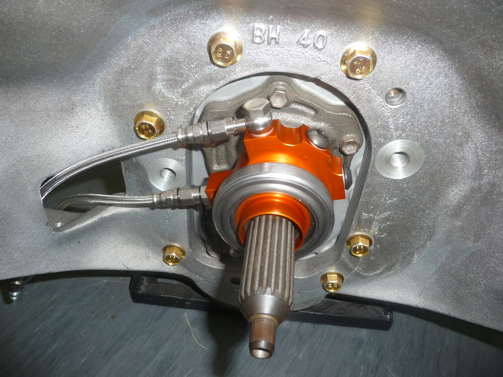 Ace Hydraulic Bearing