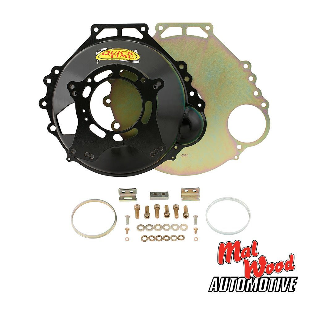 Ford Windsor V8 Steel Bellhousing to TREMEC T5 & TKO Ford – (RM-6060)