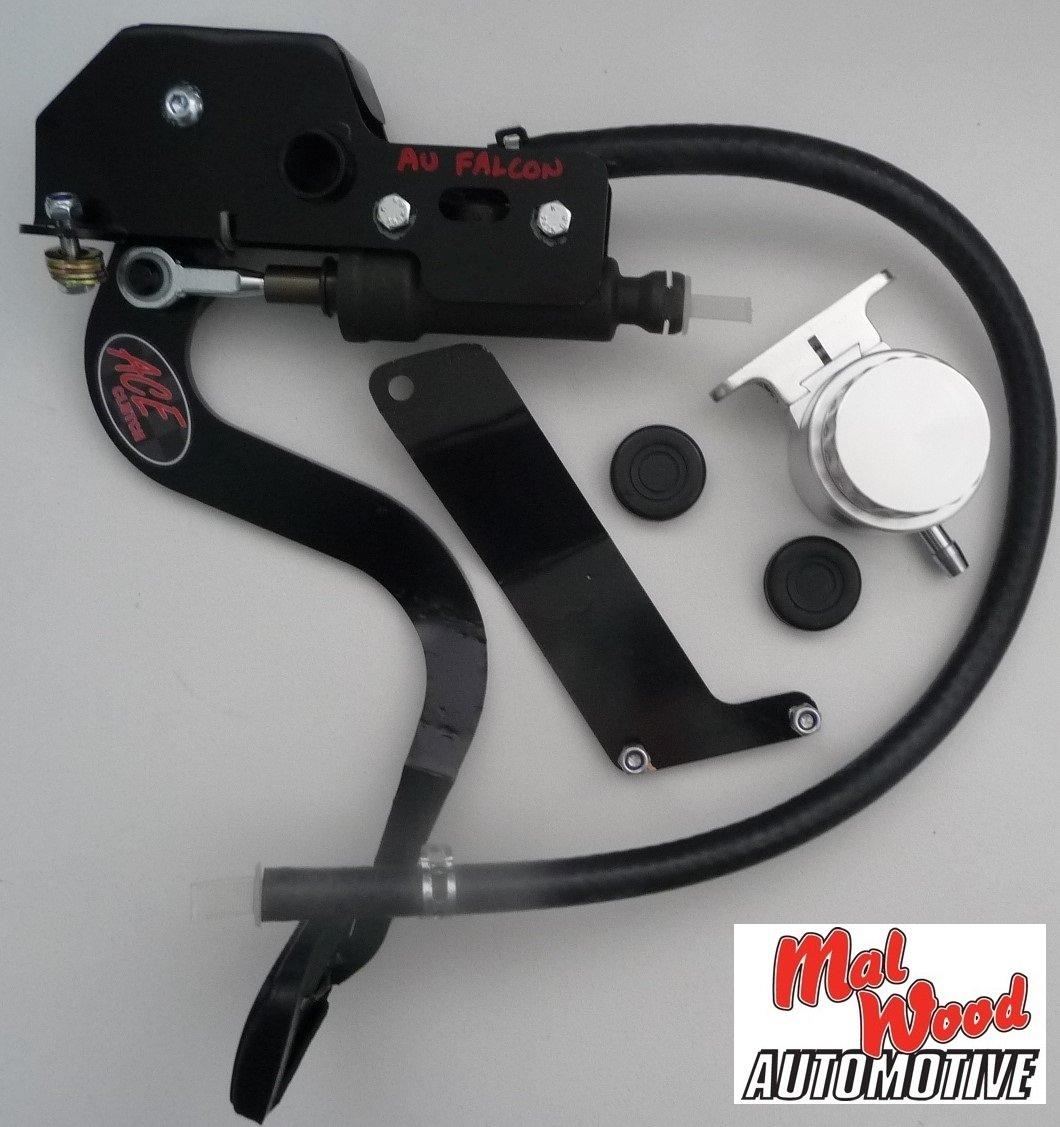 Ford Falcon AU Under-dash Hydraulic Clutch Pedal Assembly